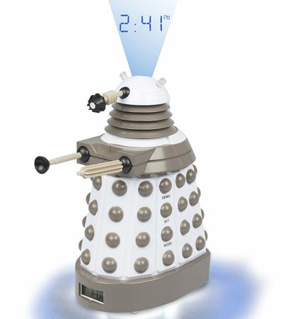 Dalek Wecker - Doctor Who