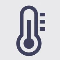 Projektionswecker mit Temperaturanzeige