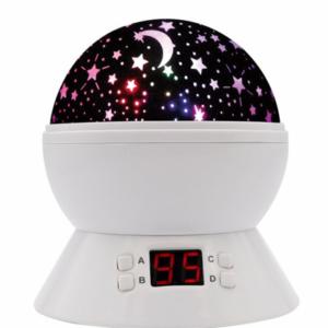 Baby Nachtlicht & Sternenprojektor