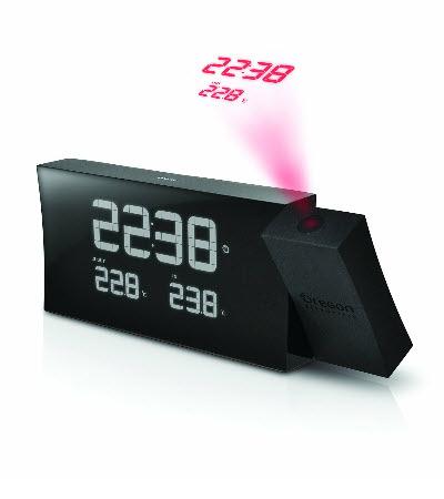 Projektionswecker Temperaturanzeige