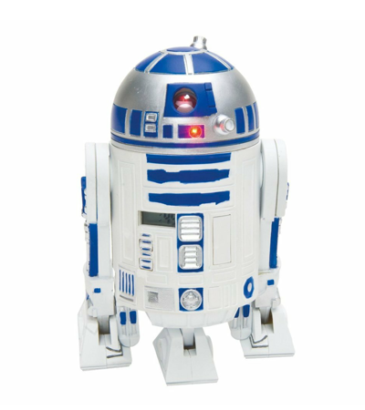 Star Wars R2D2 Wecker mit Projektion