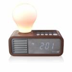 Radiowecker mit Licht