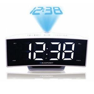 CRP7WH Uhrenradio mit Projektion