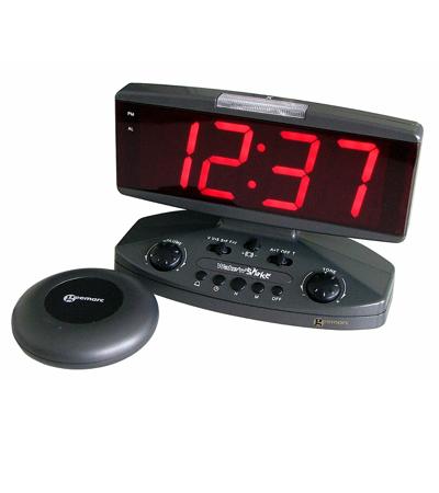 Wecker mit Vibrationsalarm