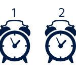 Wecker mit zwei und mehr Weckzeiten